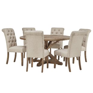 Peralta 7 Piece Dining Set