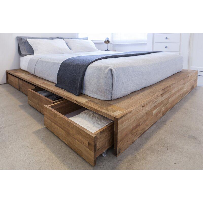 platform beds with storage. LAX Series Storage Platform Bed Platform Beds With Storage Wayfair