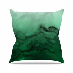 Ebi Emporium Winter Waves Outdoor Throw Pillow