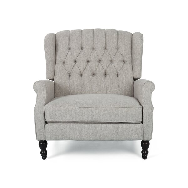 fabric reading chair amazing reading chair and ottoman design your furniture online Wayfair.com