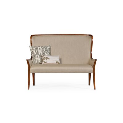 Curved Back Settee