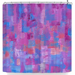 Viviana Gonzalez Improvisation 42 Shower Curtain