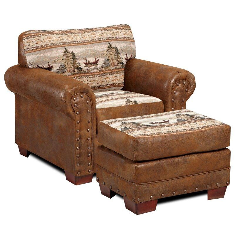 American Furniture Classics Alpine Lodge Piece Living Room Set