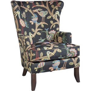 Amazing Wingback Chair