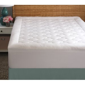 300 Thread Count Quilted Mattress Pad