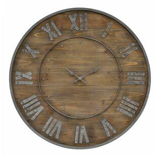 Teatime 24 Wall Clock