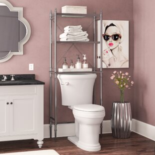 "Westra 25.98"" W x 65.94"" H Over the Toilet Storage"
