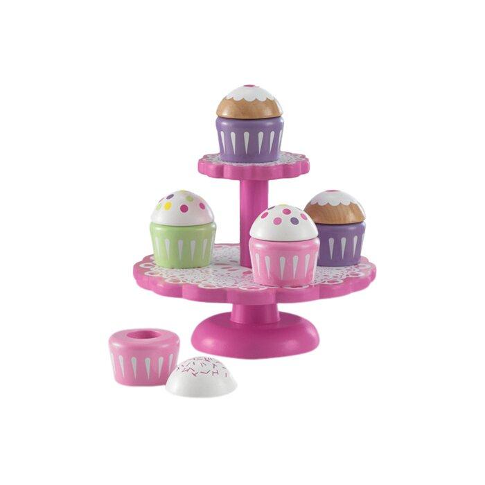 6 Piece Cupcake Stand Set