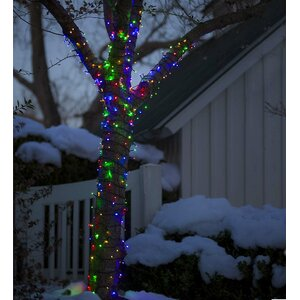Multifunction Twinkle LEDs on Wire Battery Operated 368 Light String Lights
