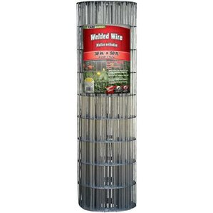 Galvanized Welded Mesh Fence by Mat