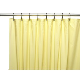 Yellow Gold Shower Curtain Liners Youll Love