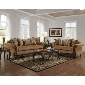 Weissinger 2 Piece Living Room Set by ..