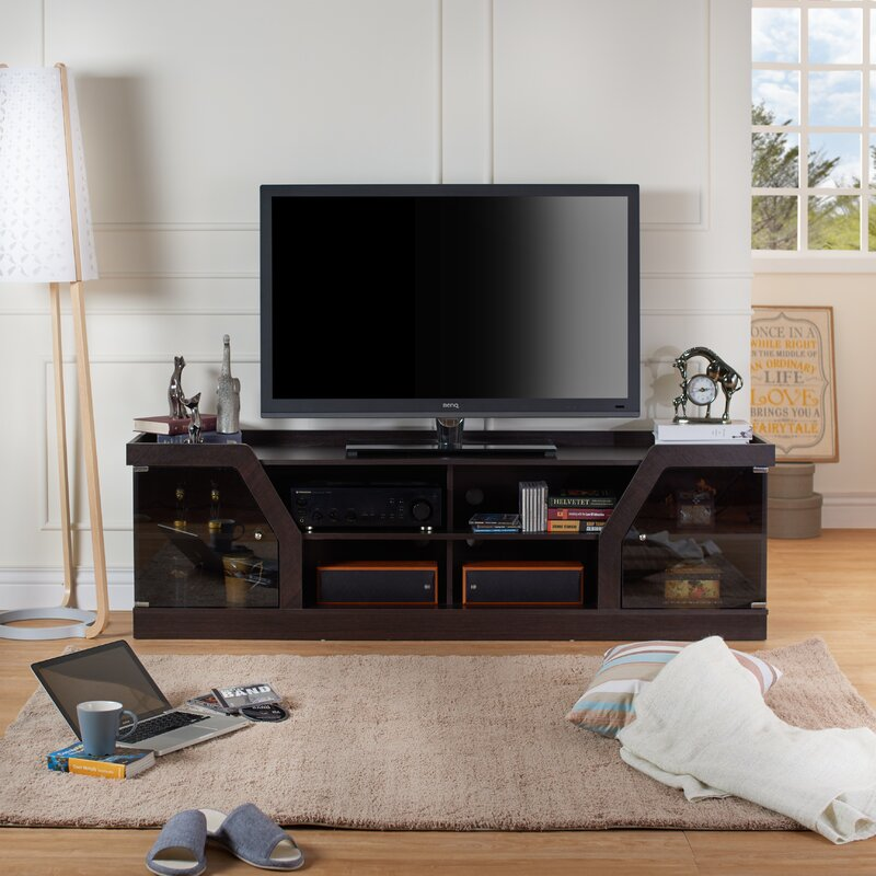 Tv Stand Designs Price : Hokku designs melville quot tv stand reviews wayfair