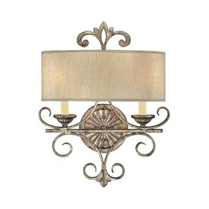 Stanhope 2-Light Wall Sconce