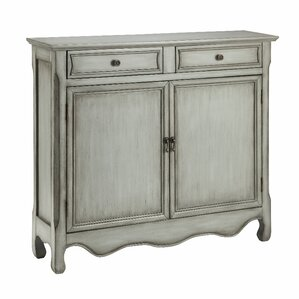 Cupboard 2 Drawer And Door Accent Cabinet
