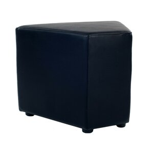 Corner Leather Ottoman by Urban 9-5