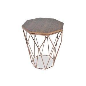 Maci End Table by Brayden Studio