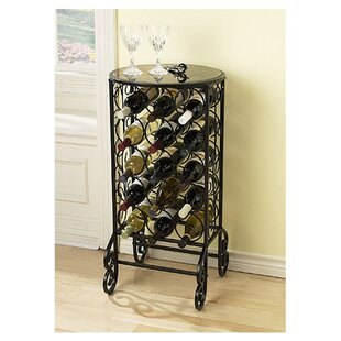Marvelous Fox 15 Bottle Floor Wine Rack Gallery