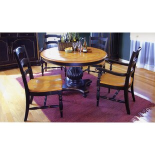 Spinks Square 5 Piece Breakfast Nook Dining Set