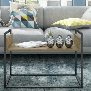 Blaire Coffee Table With Tray Top