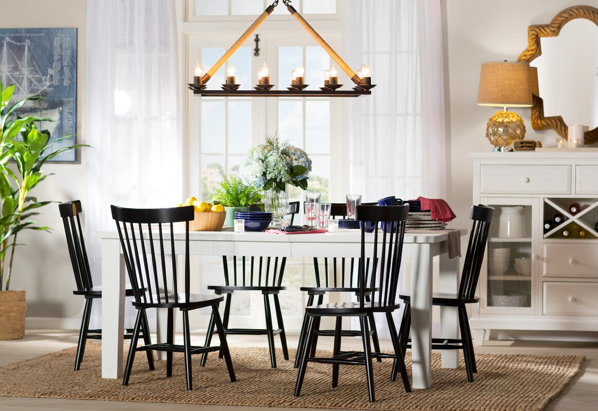 Royal Palm Beach Solid Wood Dining Chair & Reviews | Joss & Main