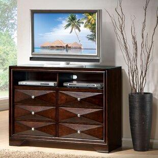 Tv Stand Dresser Combo   Wayfair