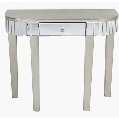 Elenor Mirrored Console Table