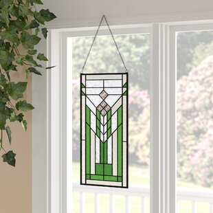Hanging Stained Glass Wayfair
