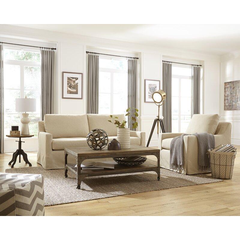 Brendon 2 Piece Living Room Set