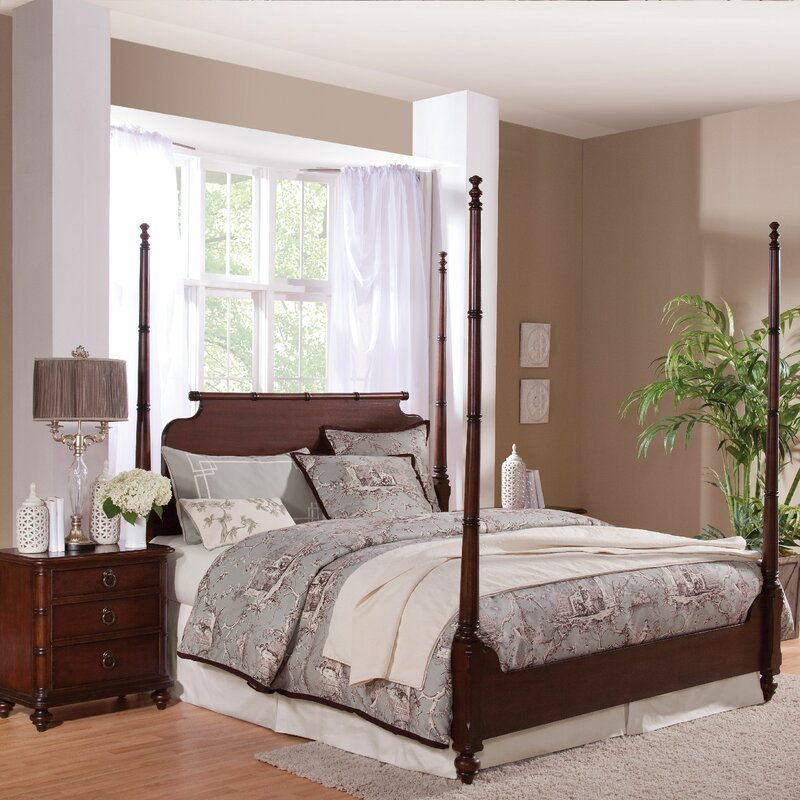 Woodhaven Four Poster Bed