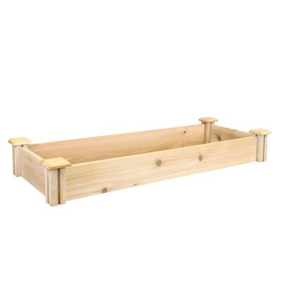 Raised Garden Beds & Elevated Planters You'll Love | Wayfair