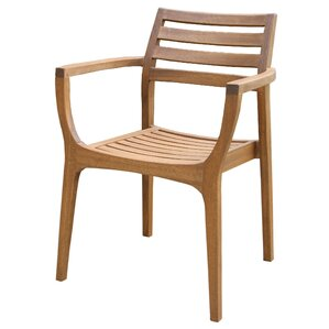 Mallie Stacking Chair (Set of 4) by Beachcrest Home