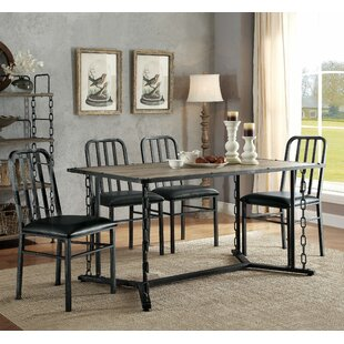 Virginia 5 Piece Dining Set