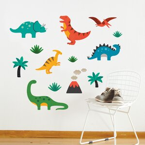 Dinosaurs Wall Decal Part 41