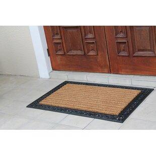 Charmant Molded Double Door Mat