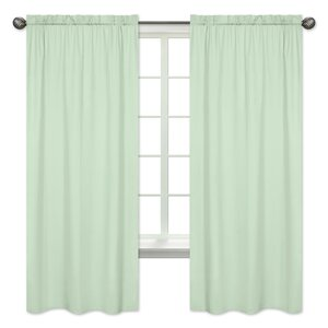 Mod Arrow Window Curtain Panels (Set of 2)