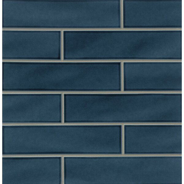 Gsmt Park Place 3 88 Quot X 16 Quot Ceramic Field Tile In Dark