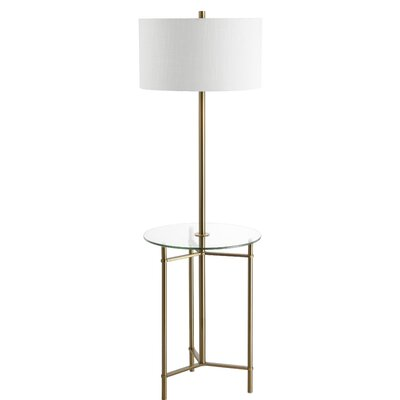 Floor Lamp Table Combo Wayfair