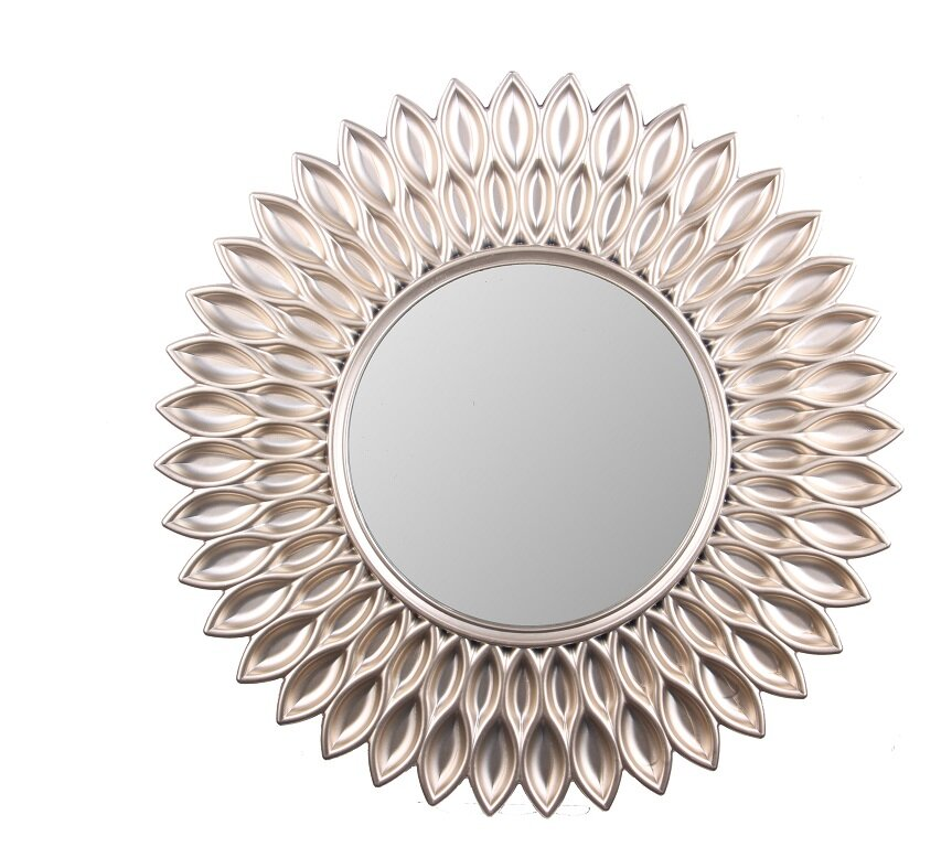 Sunflower Decorative Wall Mirror