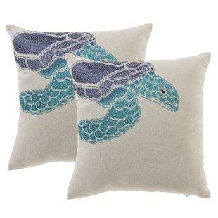 Well-liked Sea Turtle Pillow | Wayfair EI87