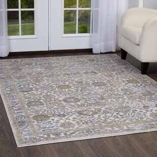 Kenmare Gray Oat Area Rug By Nicole Miller