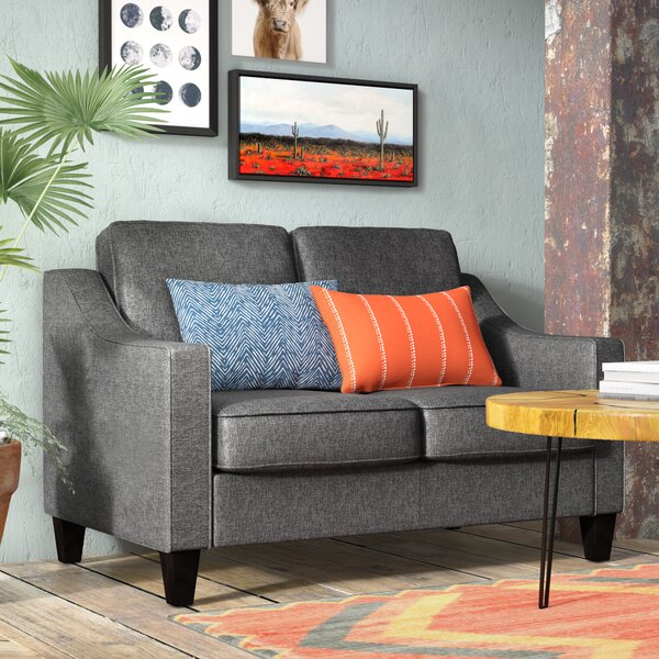 Trent Austin Design Donnely Loveseat Amp Reviews Wayfair