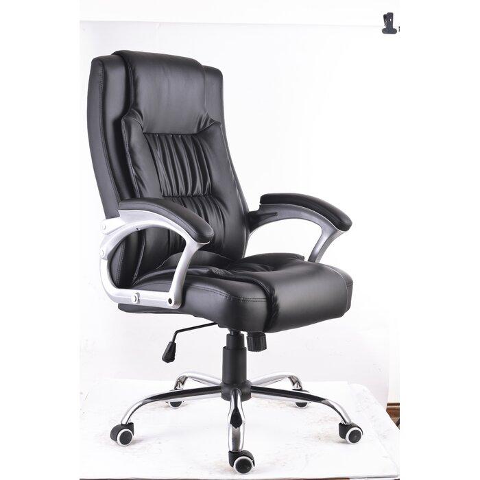 ergonomic office chairs. Beautiful Office High Back Executive Ergonomic Office Chair In Chairs T