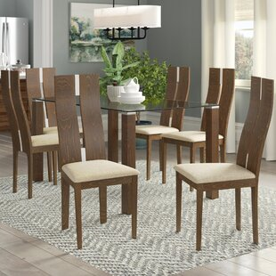 Tusarora Dining Set With 6 Chairs