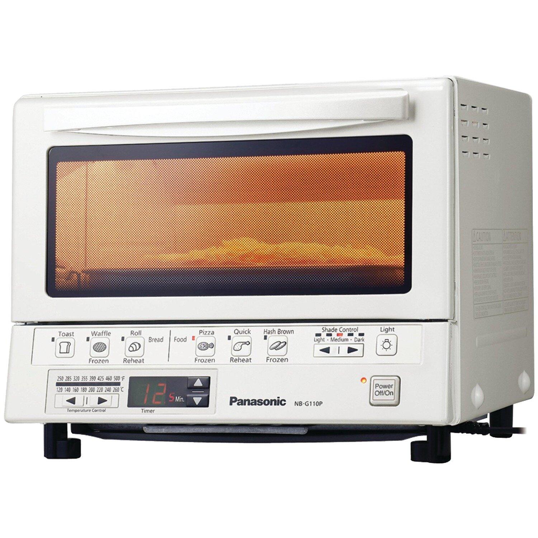 1 300-Watt Flashxpress Toaster Oven