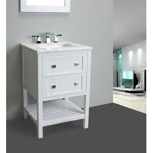Natalie 24″ Single Bathroom Vanity Set