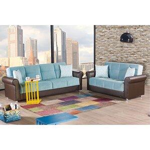 Defreitas Configurable Living Room Set