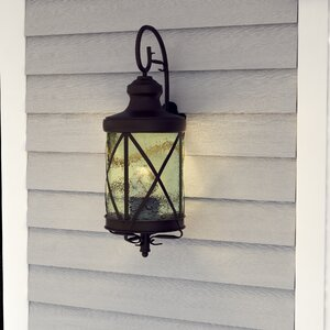 Forestburgh 2-Light Outdoor Wall Lantern