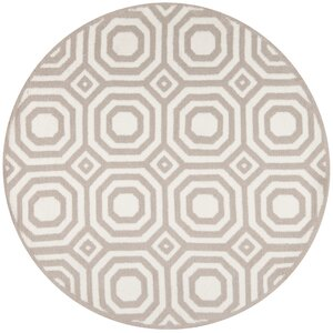Murray Hand-Tuftedu00a0Gray Area Rug