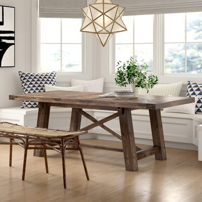 Copper Top Dining Table Wayfair
